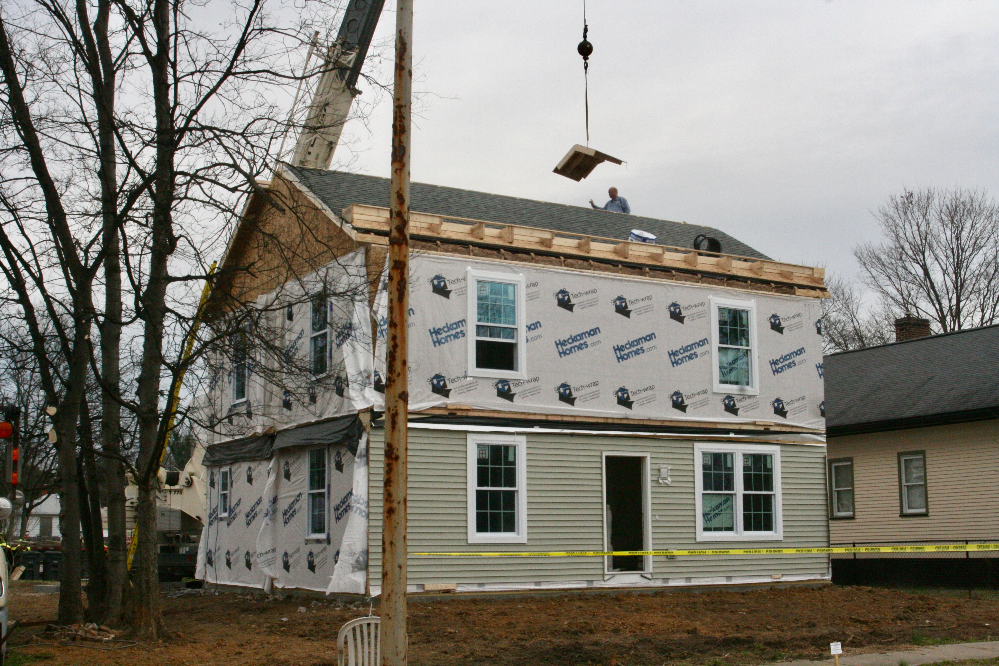 Building a (Modular) House in Evansville   People of Praise